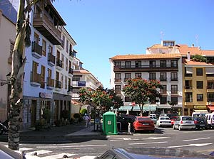 Puerto de la Cruz Centrum